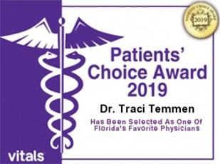 2019 Patients' Choice Award Winner